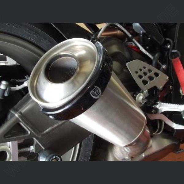 R&G Racing Auspuff Protektor BMW S 1000 RR 2009-2014
