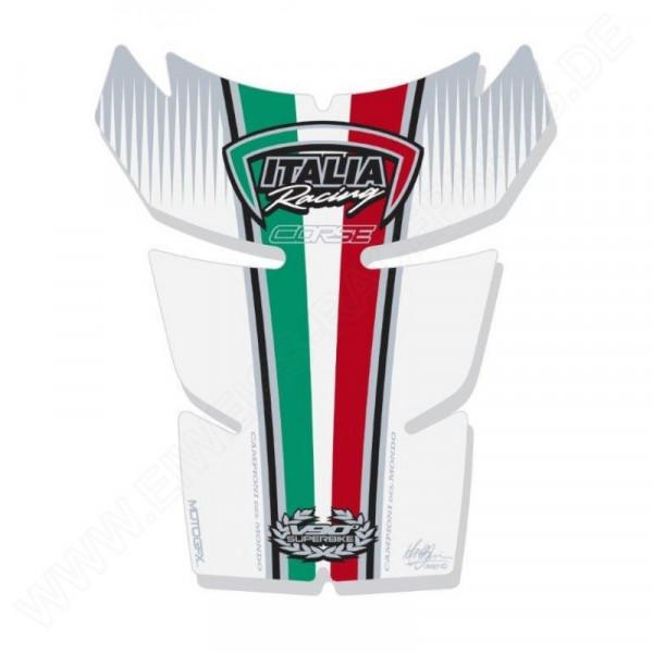 Ducati Corse V90° Motografix 3D Gel Tank Pad Protector TD013W