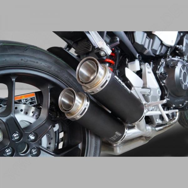 Bodis MGPX 2 Endschalldämpfer Honda CB 1000 R 2018-