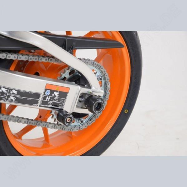R&G Racing Schwingen Protektoren Honda CBR 600 RR 2005-
