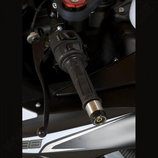 R&G Racing Lenker Protektoren Kawasaki ZX-6 R 1998-