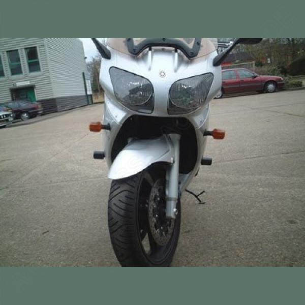 R&G Racing Sturzpads Yamaha FJR 1300 bis -2005