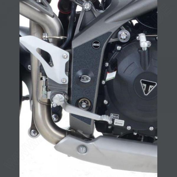 R&G Eazi-Grip™ Stiefel Schutz Pads Triumph Speed Triple 1050 / S / R / RS 2011-
