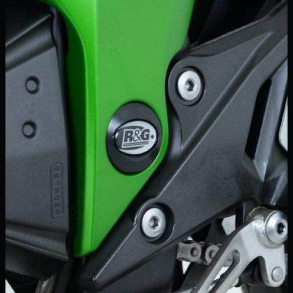 R&G Racing Rahmen Abdeckung Set Kawasaki Z 800 2013-