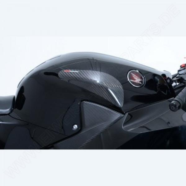 R&G Racing Carbon Tank Protektor Honda CBR 600 RR 2013-