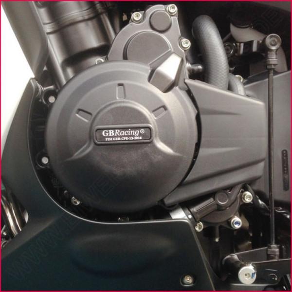 GB Racing Motor Protektor Set Honda CBR 500 R / CB 500 F 2013-2018