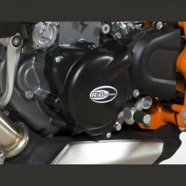 R&G Motordeckel Protektor Set KTM 690 SM / SMC / Husqvarna 701 Enduro / Supermoto