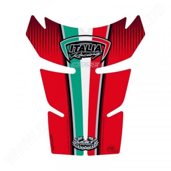 Ducati Corse V90° Motografix 3D Gel Tank Pad Protector TD013R