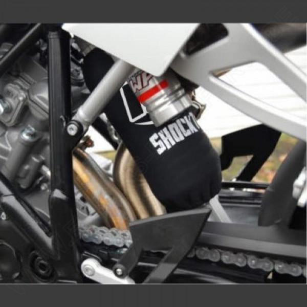R&G Stoßdämpfer Protektor vorn Shocktube BMW R 1200 RT 2014-