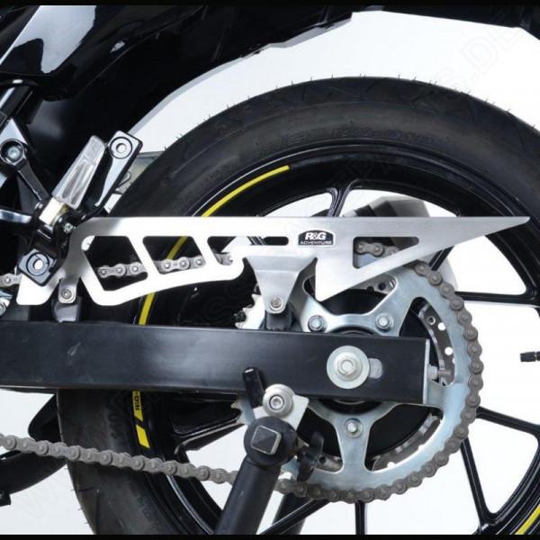 R&G Racing Kettenschutz Edelstahl Suzuki V-Strom 250 2017-