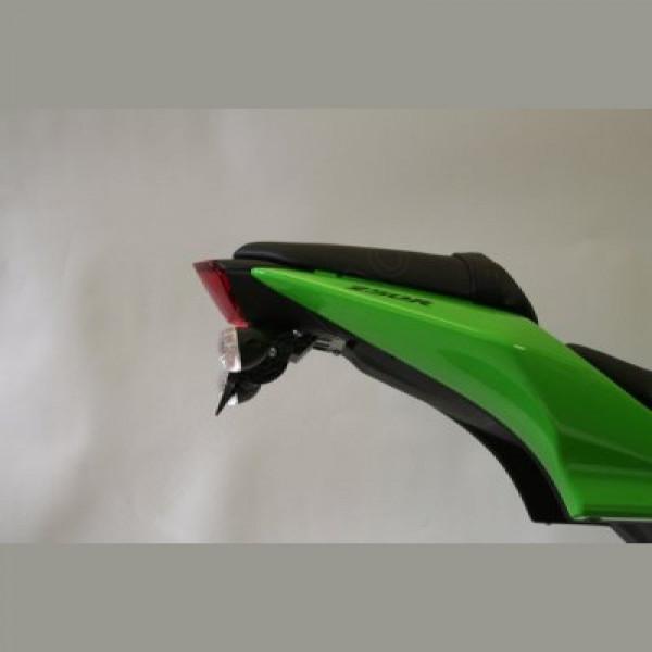 R&G Racing Kennzeichenhalter Kawasaki Ninja 250 2008-2012