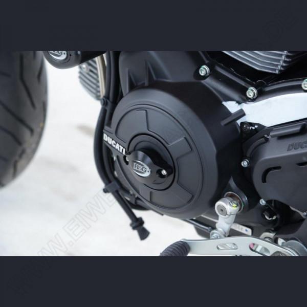 R&G Racing Motordeckel Protektor Ducati Monster 795 / 796 / 797 / 1100