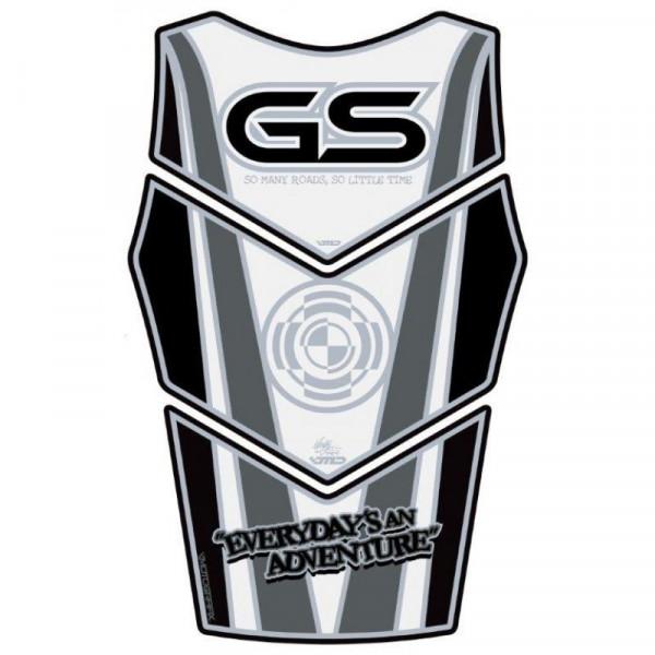 BMW R 1200 GS Motografix 3D Gel Tank Pad Protector TB014W