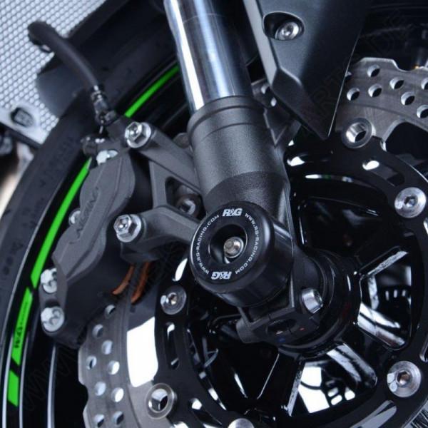 R&G Racing Gabel Protektoren Kawasaki Z 900 2017- / Z 900 RS 2018-