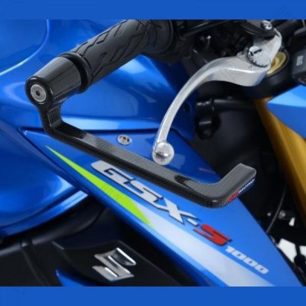 R&G Racing Carbon Bremshebel Schutz Suzuki GSX-R 600 / 750 2008-