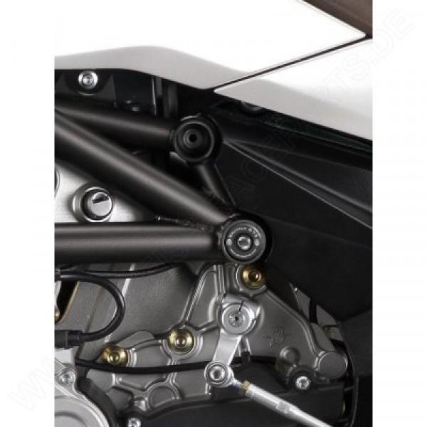 R&G Racing Rahmen Abdeckung Set IV MV Agusta Brutale 675 / 800