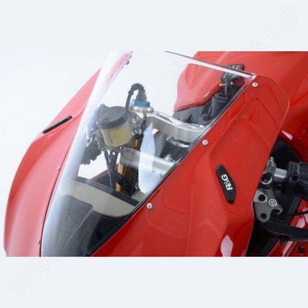 R&G Racing Spiegelabdeckungen Ducati 959 / 1299 Panigale 2015-