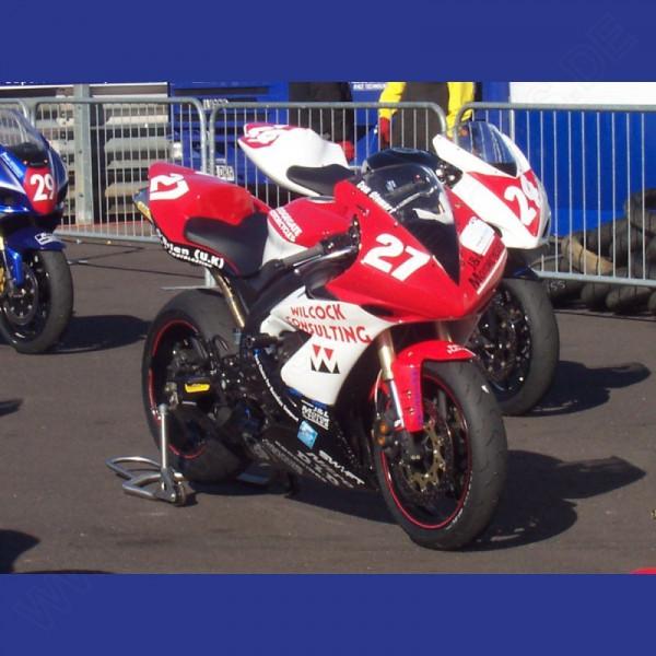 "R&G Racing Sturzpads hinten ""No Cut"" Yamaha YZF R1 2004-2006 RN 12"