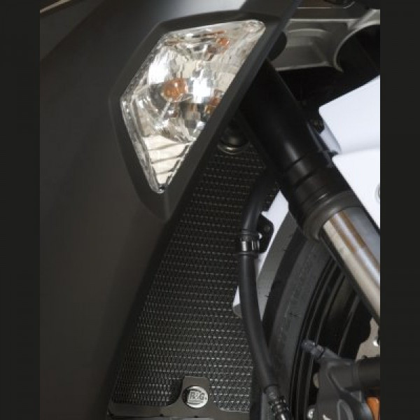 R&G Racing Kühlergitter Wasserkühler Kawasaki ZX-6 R 636 2013-2018